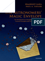 [Saha, P.; Taylor, P.] the Astronomers' Magic Envelope