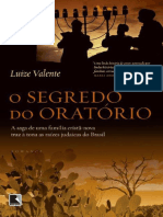 O SEGREDO DO ORATORIO