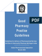 good pharmacy practice