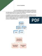 Practica de Mojabilidad y Descripción Litologica