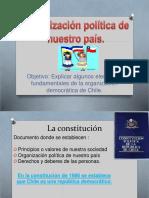 Organizacionpoliticadechile