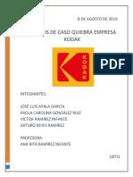 Negociacion Empresarial Kodak