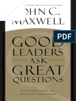 Good Leaders Ask Great Questions_ Your Foundation for Successful Leadership