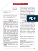 dietary antioxidant and risk of parkinson's disease in two population-based cohorts.pdf