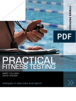 Morc Coulson - Practical Fitness Testing Analysis in Exercise and Sport (Fitness Professionals)