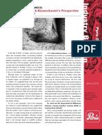 Barefoot Running a Biomechanist's Perspective ParisOrthoticsIB