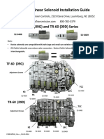09G pressure ajustments instructions