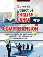 Objective English Language Comprehension