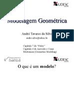 Geometria_Modelagem