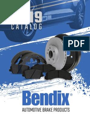 Bendix Premium Drum and Rotor PDR0556 Rear Brake Drum