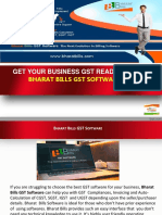 GST Ready Billing Software in India