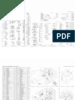 Electrical Circuit Diagram (a1 Size) Pc400-7