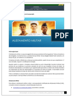07-01-Alistamento Militar e Dispenda de Incorporacao