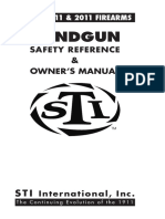 STI Owners Manual