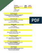 Ciclo de Estudos para Cartórios