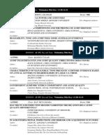 EAA 2018 Scientific Programme - 22.05.18