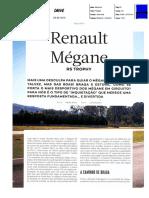 "RENAULT MÉGANE R.S. TROPHY NA ""AUTO DRIVE"""