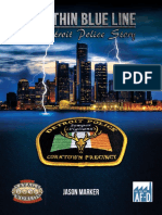 Savage Worlds - The Thin Blue Line - A Detroit Police Story