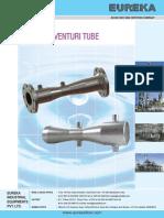 Venturi Tube