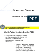 ASD Ppt Template