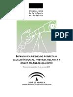 5848 d Pobreza e Infancia Informe Oia 2019