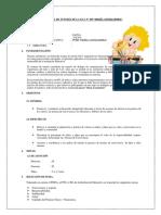 Plan Tutoria 2013 Maria Auxiliadora