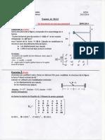 Exam MEF M2M 2014 Correction