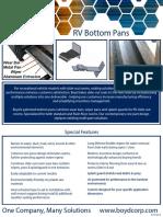 Boyd Line Card RV Bottom Pan 2018