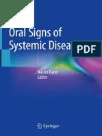 2019 Book OralSignsOfSystemicDisease