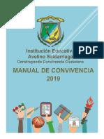 Da Cv 01 Manual de Convivencia 2019