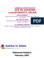 Justice in Islam-1