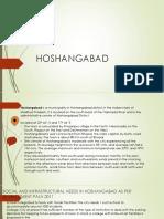 Hoshangabad Mini Ppt