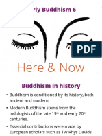 early buddhism 6