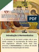 Estudo Teológico - 13-08-2019 - Versão 2ª
