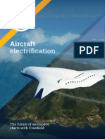 Aircraft Electrification
