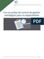 Herramientas de Control de Gestin Estratgico Para No Especialistas