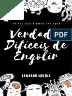 eBook Verdades Dificeis de Engolir Leonardo Molina PROTECT