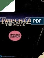 Robert Bloch - Twilight Zone, The Movie