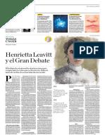 Henrietta Leavitt y El Gran Debate
