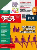 Revista Topia 81 Identidades Neoliberales