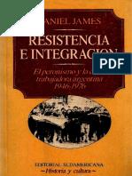 Resistencia e Integrcion