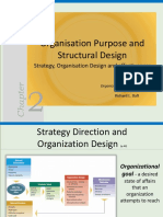 Chapter 2 Strategy, Organisation Design, And Effectiveness