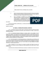 Ley Sobre La Compensación Adicional en Efectivo