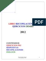 Libro Recopilacion PSU