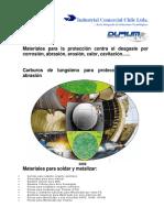 Catalogo Soldaduras y metalizado