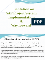 Sap Ps Slides Demo