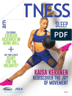 American Fitness Magazine Fall 2018
