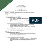 simondowling resume 2019