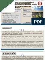 FINANCIAMIENTO DE LOS DIFERENTES PROYECTOS MINEROS - CP. X.pptx