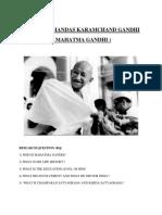 ABOUT  MOHANDAS KARAMCHAND GANDHI.docx